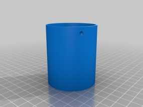 杯子 3D模型