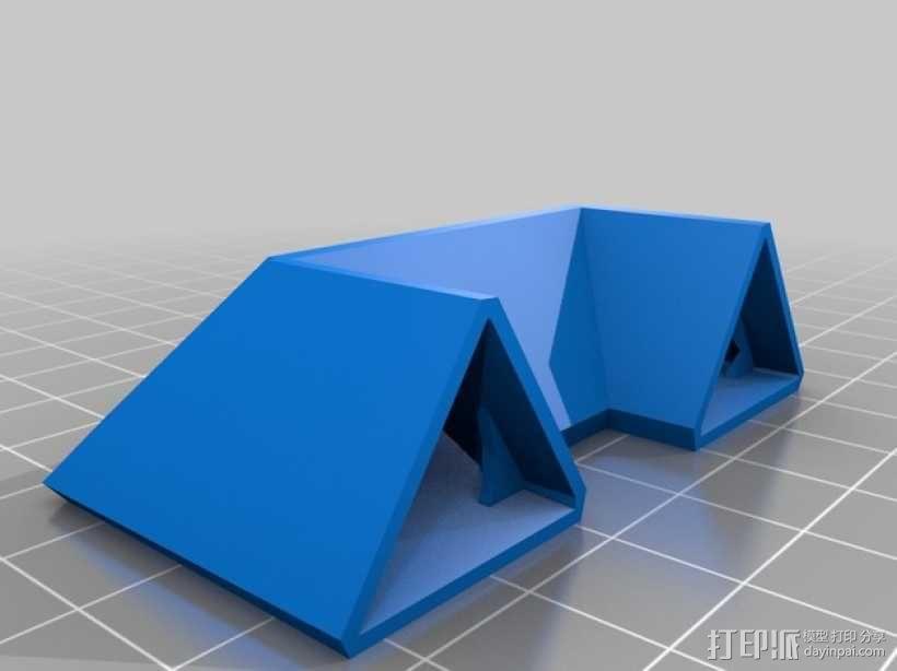火星金字塔 3D模型  图12