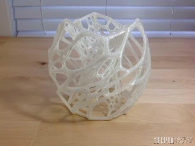 蜂窝灯 3D打印制作  图6
