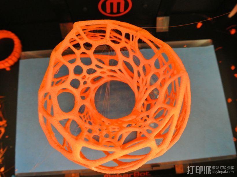 蜂窝灯 3D打印制作  图5