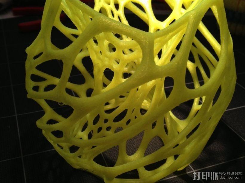 蜂窝灯 3D打印制作  图4