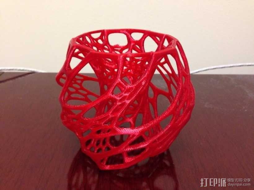 蜂窝灯 3D打印制作  图2