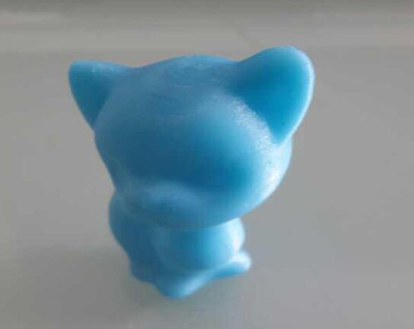 孤独的小猫 3D打印制作  图3