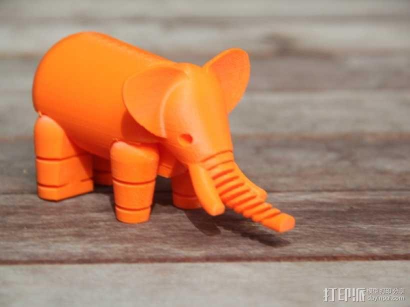 大象 3D打印制作  图2