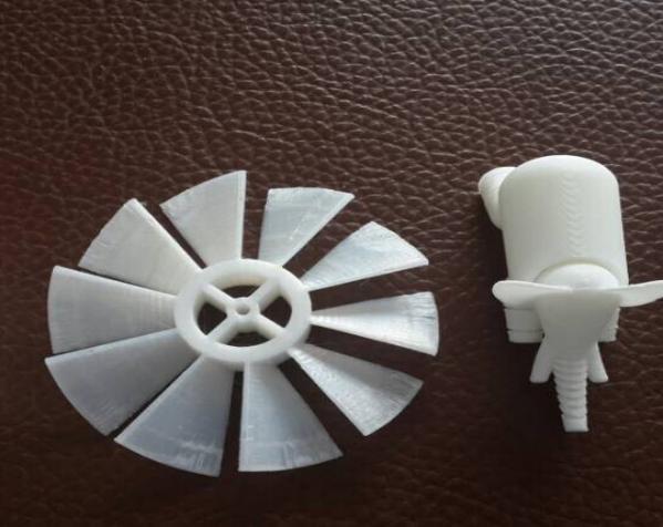 白色大象 3D打印制作  图3