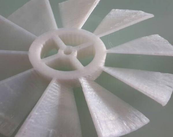 白色大象 3D打印制作  图1