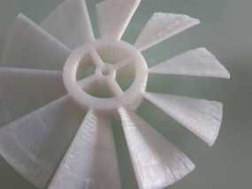 白色大象 3D打印制作
