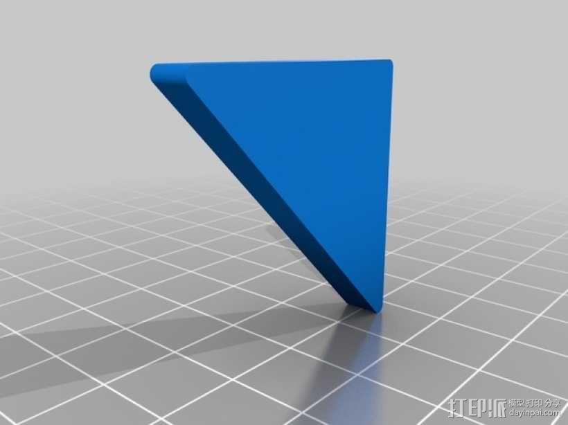 益智玩具 七巧板 3D模型  图8