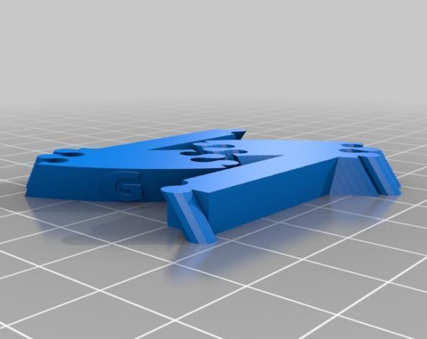 生物学 DNA螺旋 3D模型  图4