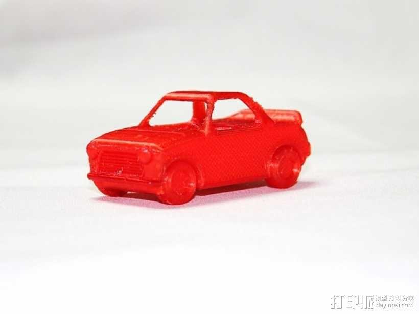 玩具运动跑车 3D模型  图5