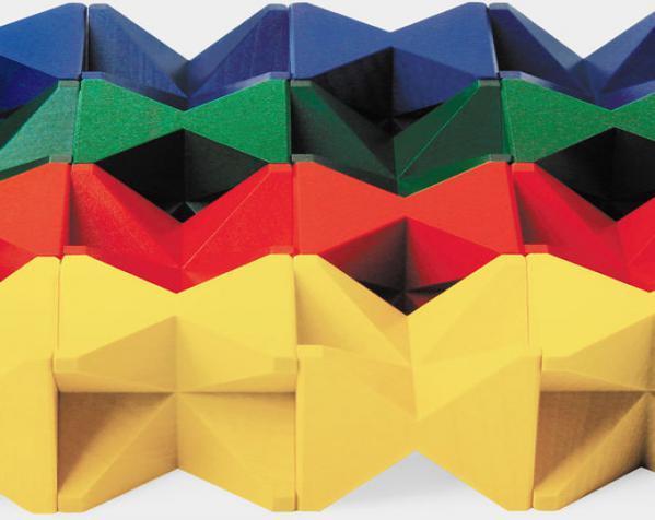 玩堆积木 3D模型  图2