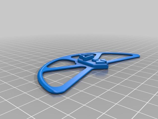 """翻转""""雪橇""""模型 3D模型  图4"""