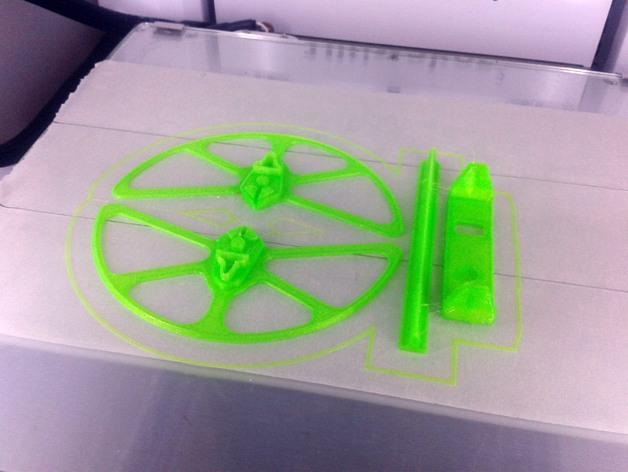 """翻转""""雪橇""""模型 3D模型  图6"""
