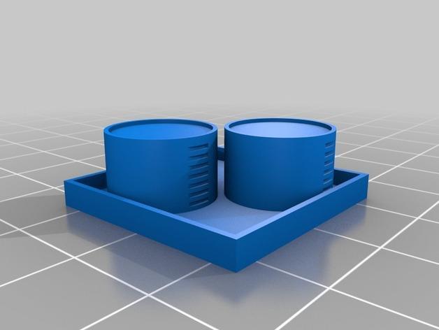 游戏《沙丘魔堡2》中建筑模型 3D模型  图3