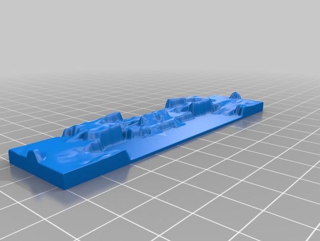 游戏三角洲模型 3D模型  图2