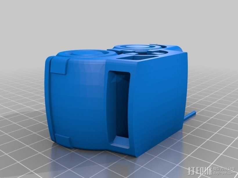 小汽车模型 3D模型  图2