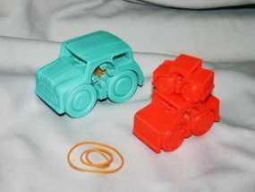 小汽车模型 3D模型