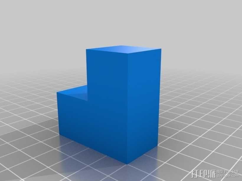 积木模型 3D模型  图5