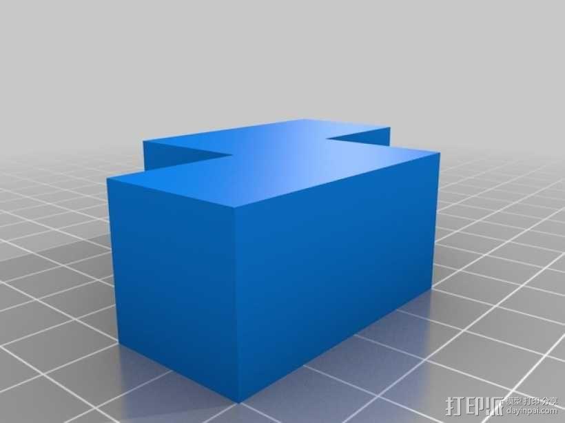 积木模型 3D模型  图4