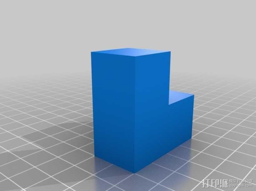 积木模型 3D模型  图7