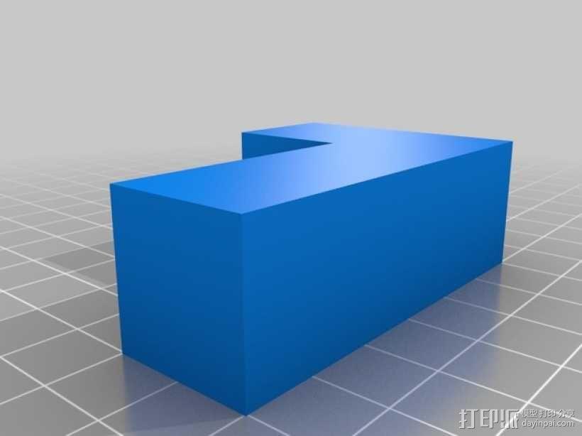 积木模型 3D模型  图6