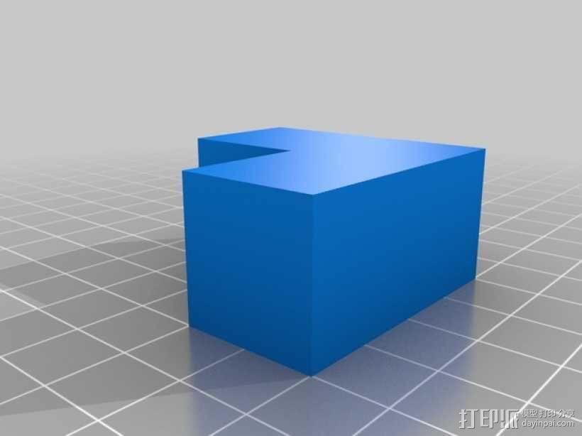 积木模型 3D模型  图8