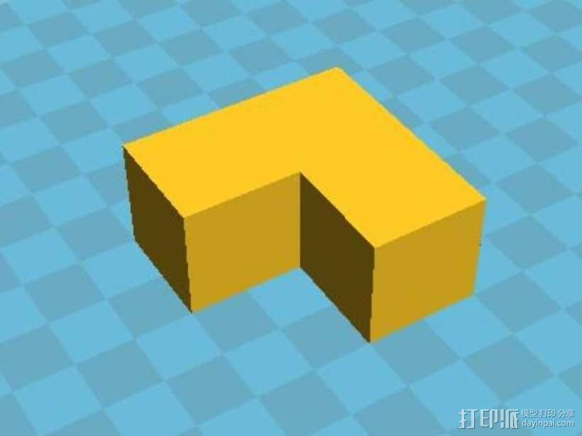 积木模型 3D模型  图13