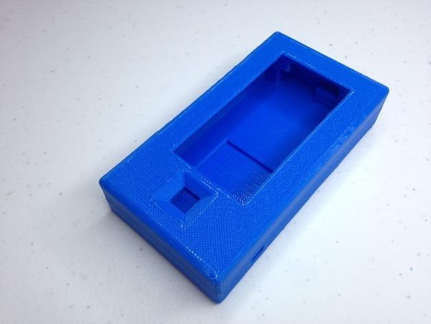 迷你俄罗斯方块模型 3D模型  图2