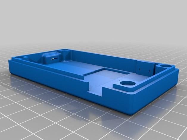 迷你俄罗斯方块模型 3D模型  图4