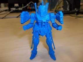 游戏《jetbot》中机器人模型 3D模型