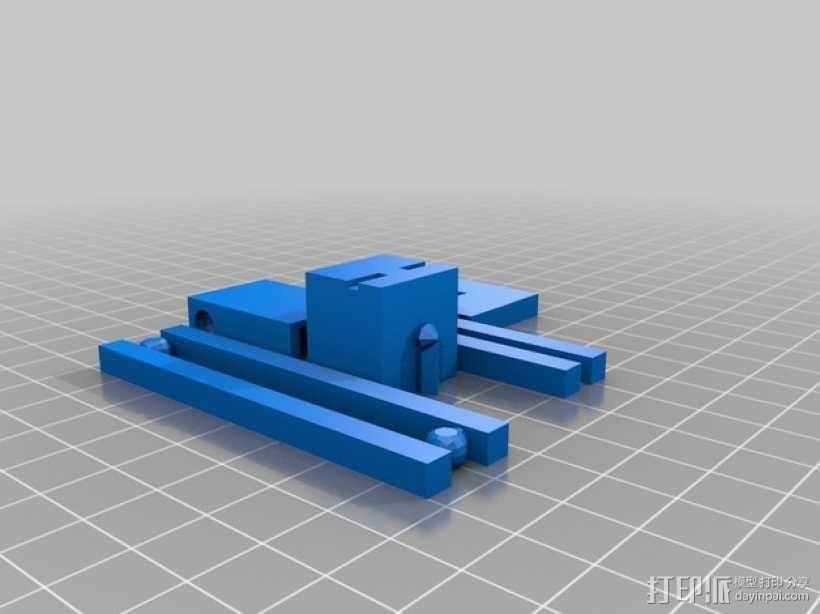 游戏《Minecraf》中的末影人模型 3D模型  图2