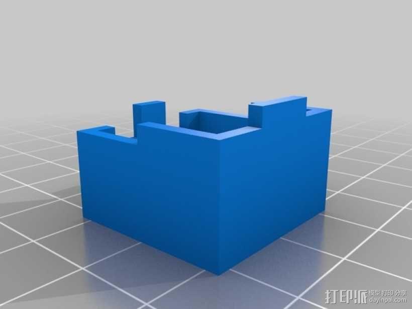 游戏《Minecraft》中使用的一系列道具模型 3D模型  图3