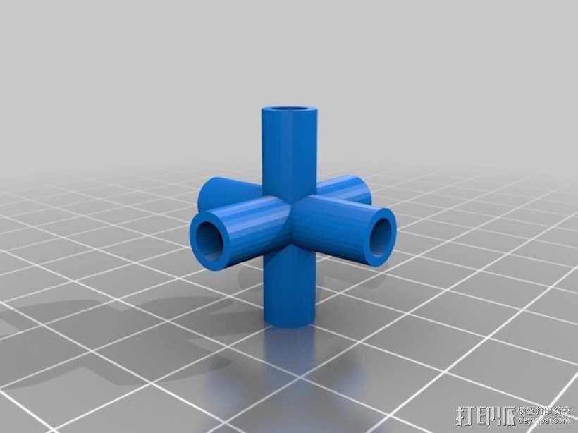 魔方模型 3D模型  图3