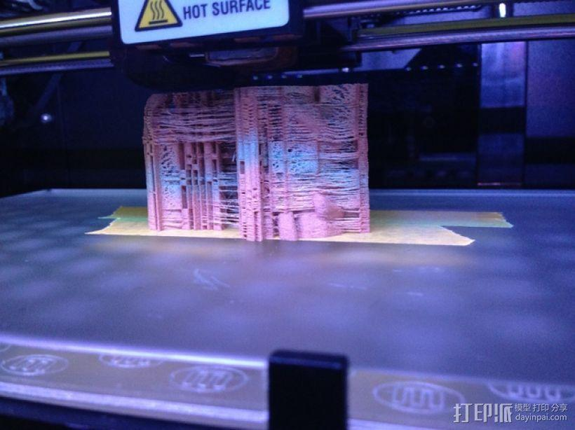 树精格鲁特跳舞模型 3D模型  图5