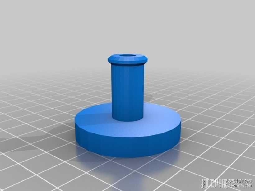 """""""神奇""""气球底座 3D模型  图2"""