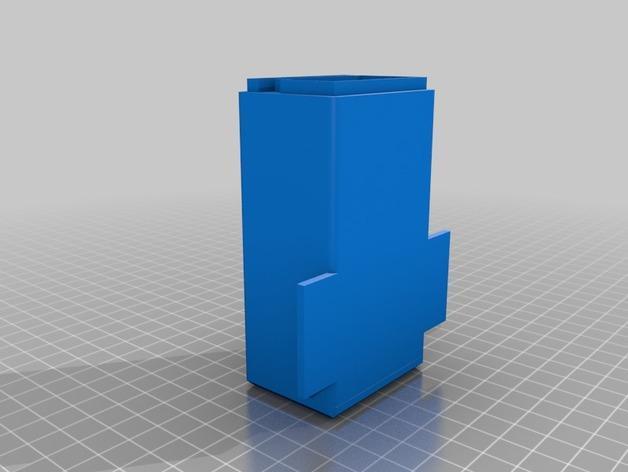 运输船模型 3D模型  图2