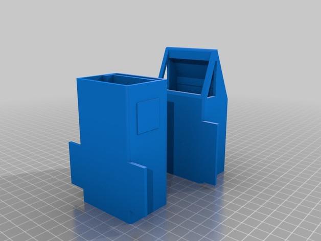 运输船模型 3D模型  图3
