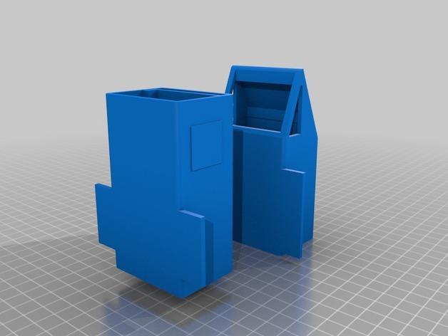 运输船模型 3D模型  图4