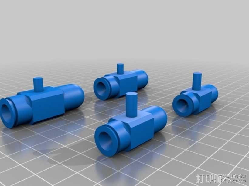 运输船模型 3D模型  图5