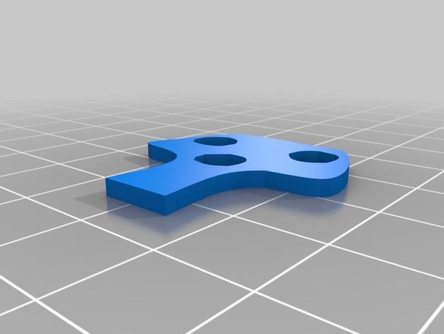 乌基布基头像的骰子 3D模型  图4