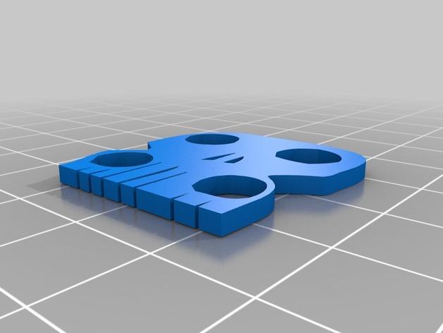 乌基布基头像的骰子 3D模型  图7