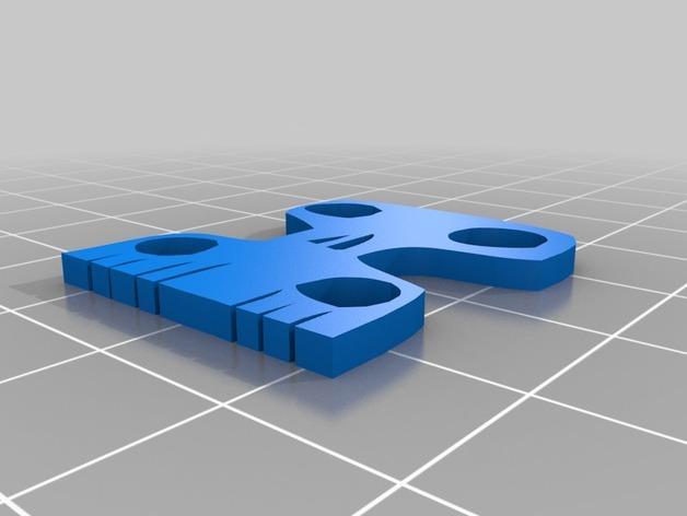 乌基布基头像的骰子 3D模型  图8