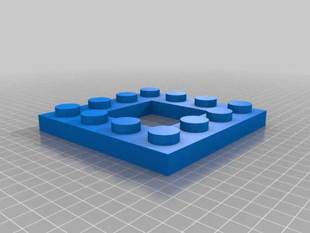 3D打印的迷宫 3D模型  图2