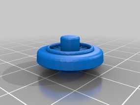 汤玛士小火车轮胎模型 3D模型