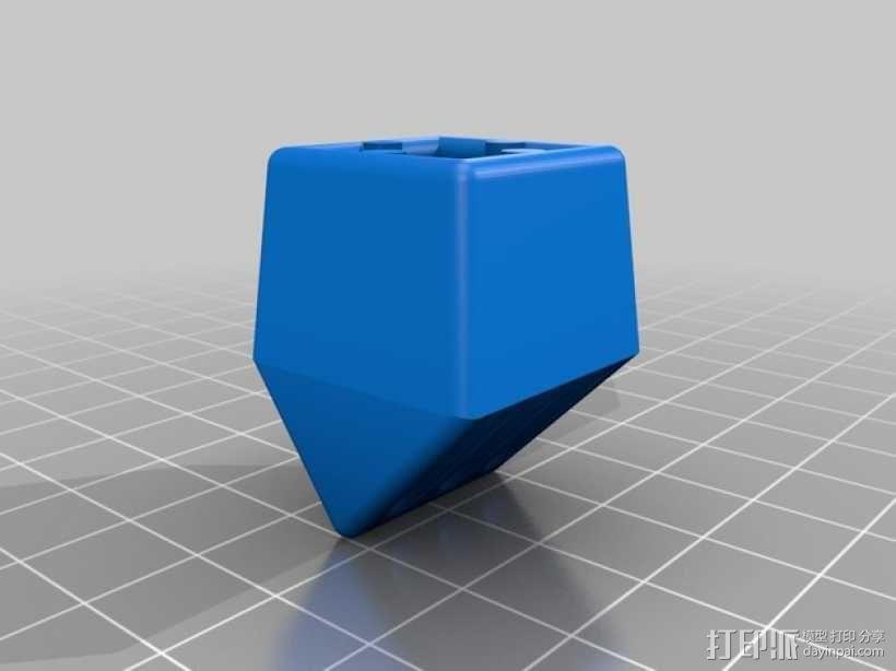 OpenBeam打印物品的保护套 3D模型  图3