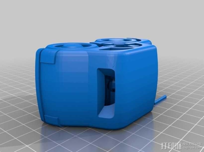 迷你小汽车模型 3D模型  图2