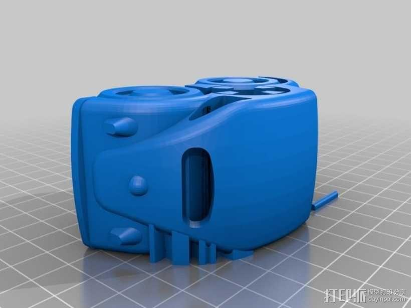迷你小汽车模型 3D模型  图3