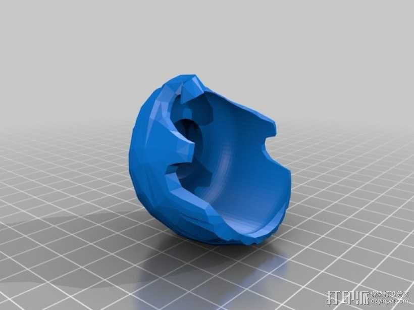 乐高玩偶模型 3D模型  图2