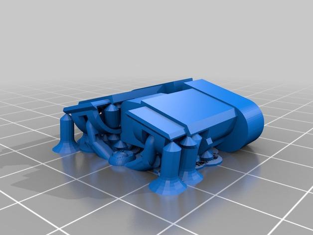 电影《机器人总动员》玩偶 3D模型  图3