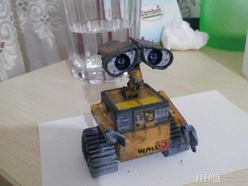 电影《机器人总动员》玩偶 3D模型  图6
